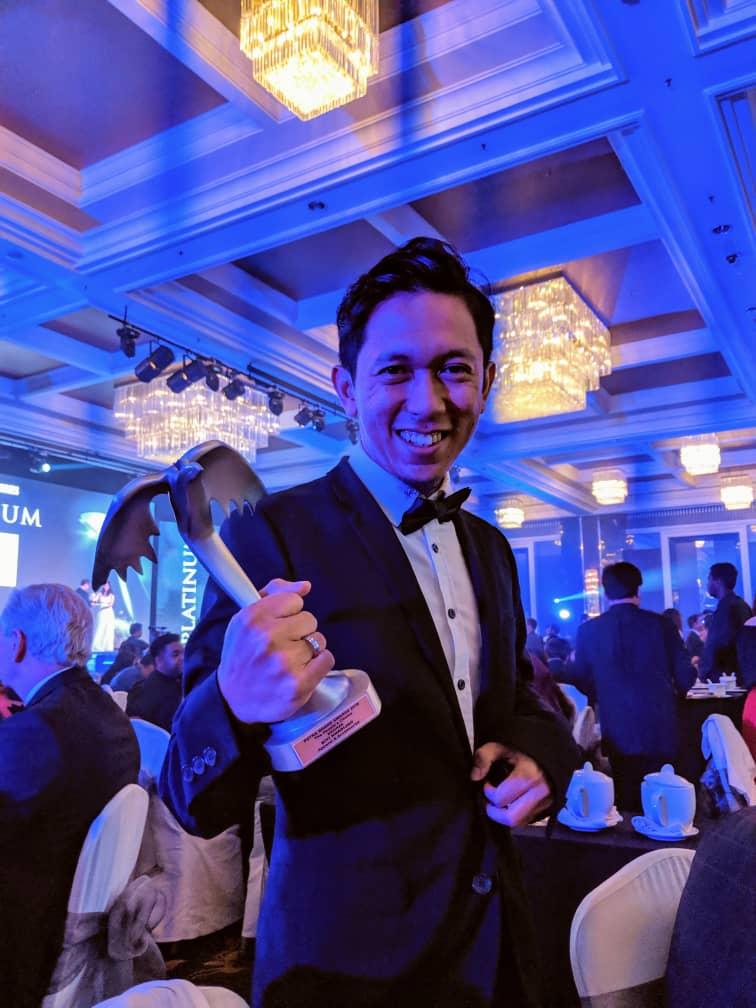 Bronze Award di Putra Brand Award
