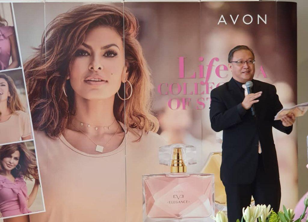 Majlis memperkenalkan Koleksi Eve dari Avon