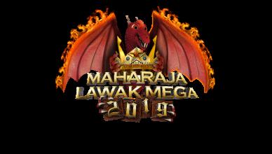 Maharaja Lawak Mega 2019 logo
