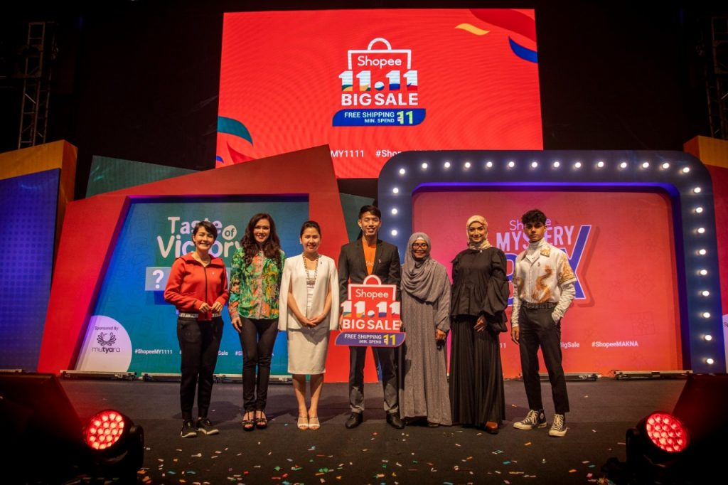 Shopee Acara 11.11 Big Sale Press Conference