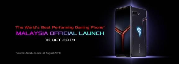 akan tiba di Malaysia ASUS ROG Phone II