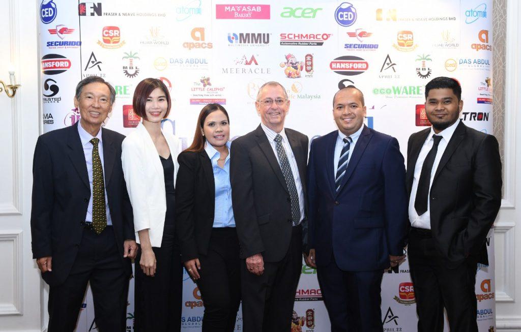 Superbrands Malaysia team