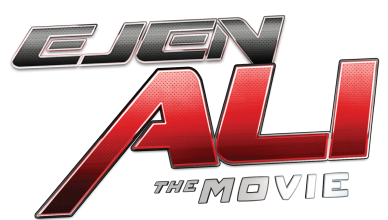 Ejen Ali the movice logo
