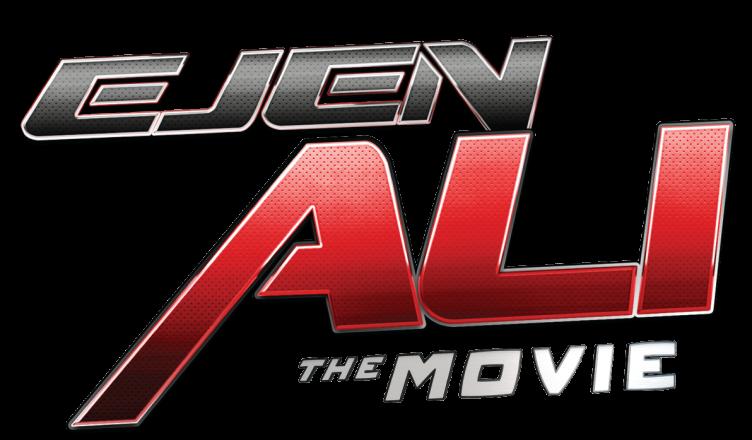 Ejen Ali the movice logo