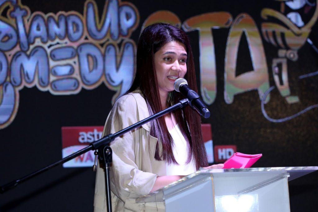 Norzeha Mohd Salleh – Ketua Saluran Astro Warna, Prima, dan InTrend