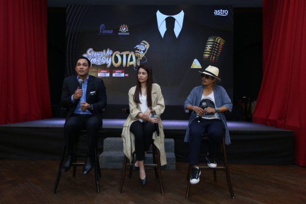 Datuk Hans Isaac, Norzeha dan Joey