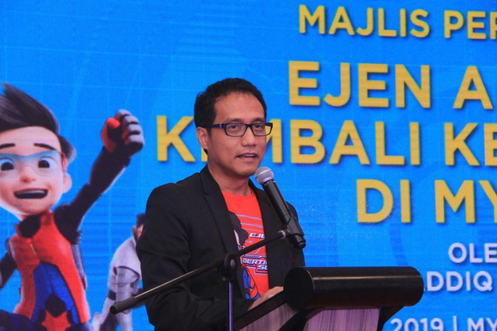 Datuk Ahmad Izham Omar, Ketua Pegawai Eksekutif, Primeworks Studios