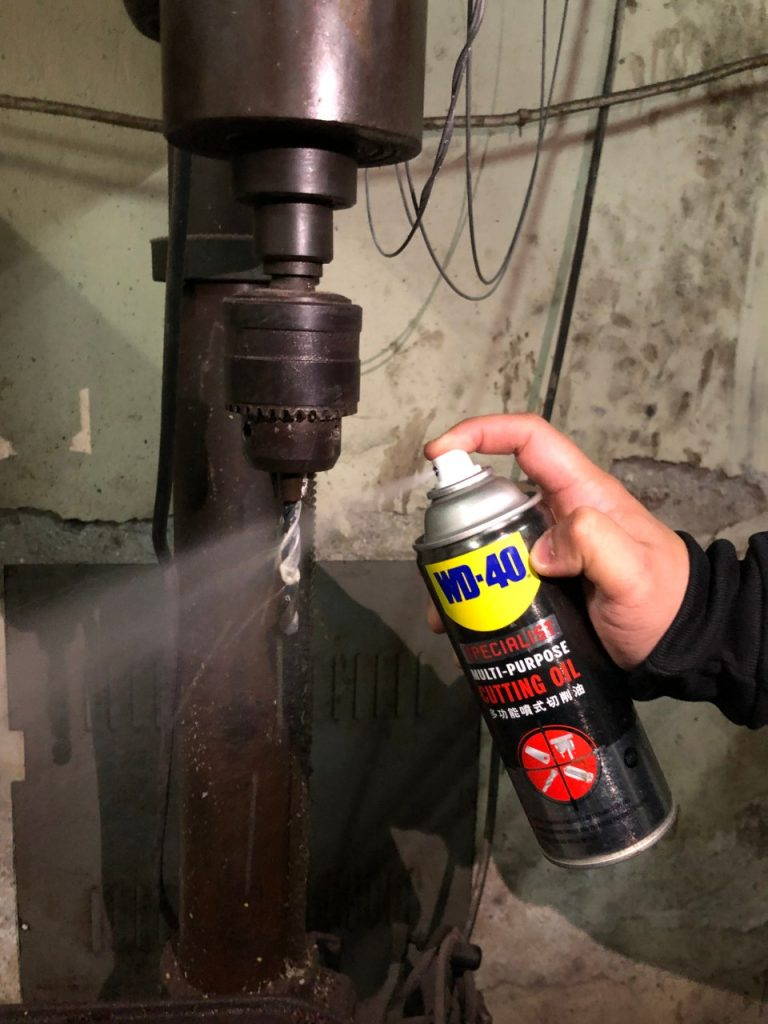 Minyak pemotongan WD-40 Specialist Multi-Purpose Cutting Oil