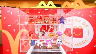Mainan Ikonik McDonald's Happy Meal