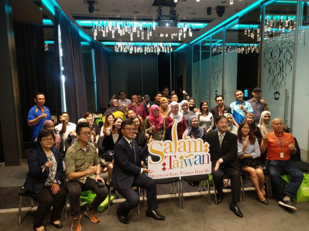 Salam Taiwan mengalu-alukan kedatangan pelancong Malaysia