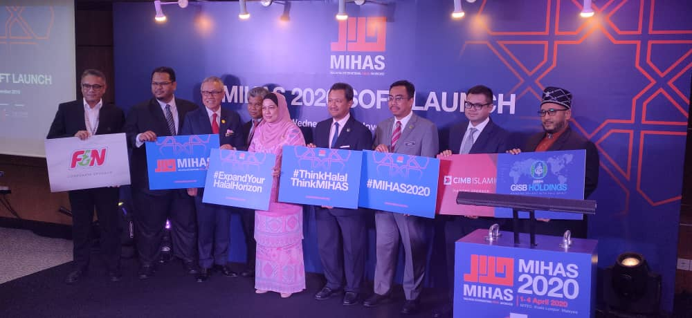 Soft launch MIHAS 2020