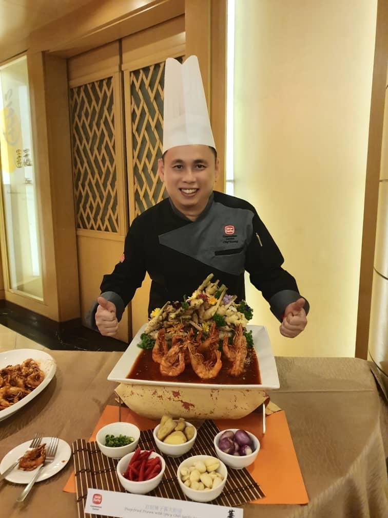 Chef China Treasures Restaurant