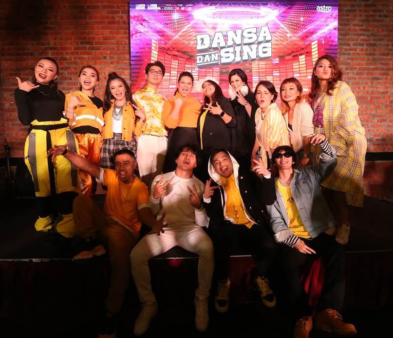 Dansa dan Sing