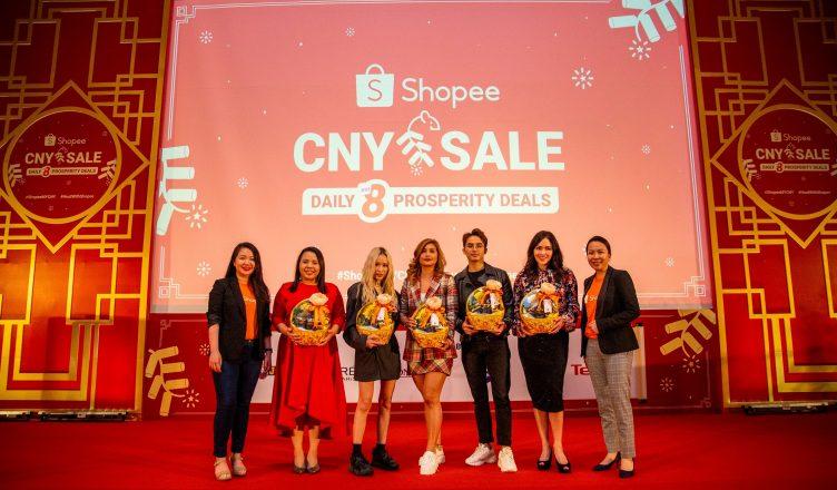 Jualan CNY Shopee