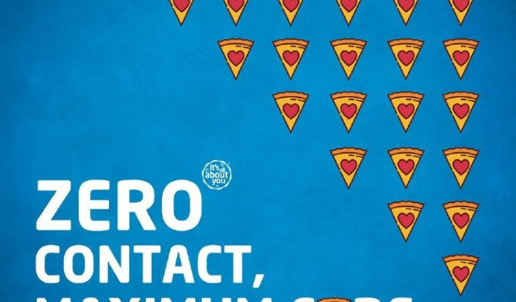 Zero Contact Maximum Care