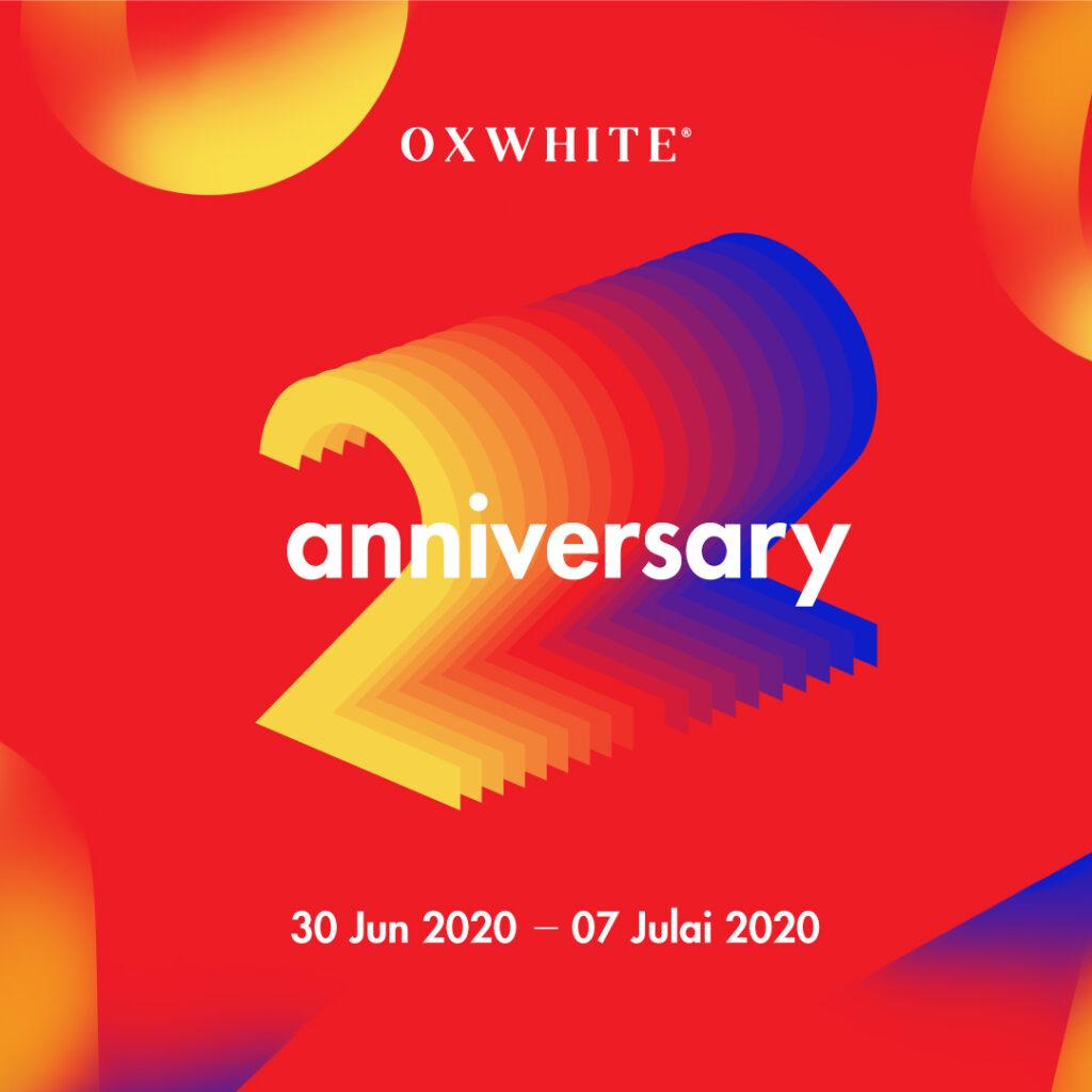 OXWHITE - Ulangtahun ke-2