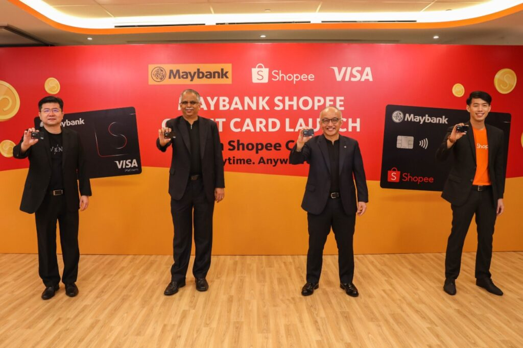 Kad Kredit Maybank Shopee-Credit-Card-Launch