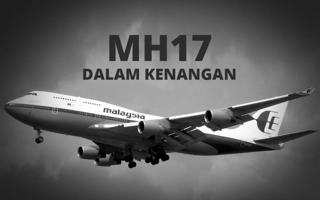 Pesawat MH17 dan 298 Penumpang dalam kenangan
