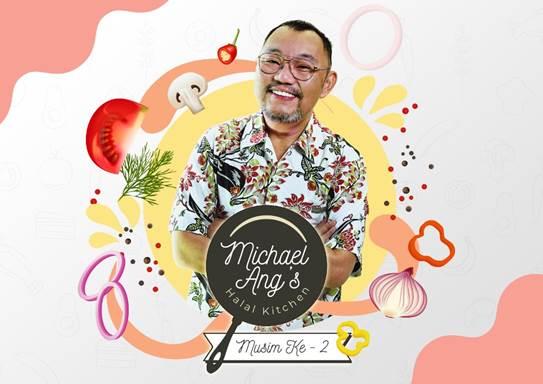 'Michael Ang's Halal Kitchen' Kembali Untuk Musim Ke-2 Poster