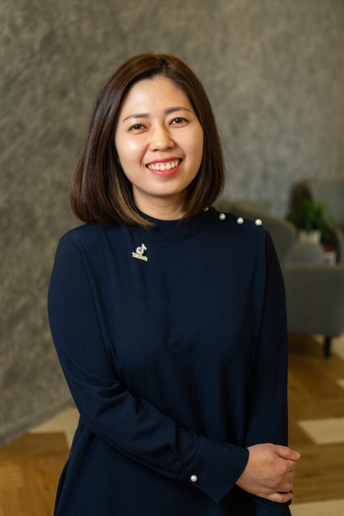 Cheah Sheau Mei, User and Content Operations Manager, TikTok Malaysia - TikTok Celebrity Leaderboard