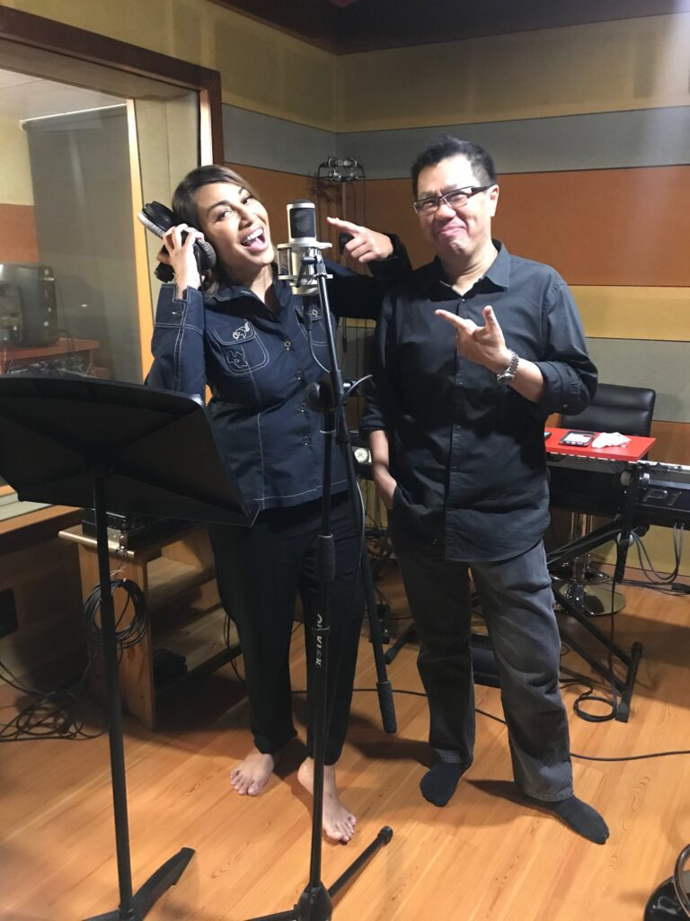 PERWIRA - Ning Baizura dan Aubrey Suwito