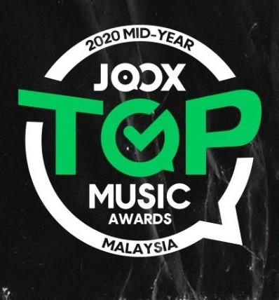 JOOX Malaysia Top Muzik Award logo