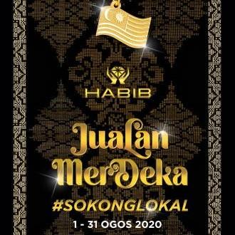 HABIB Jualan Merdeka Logo