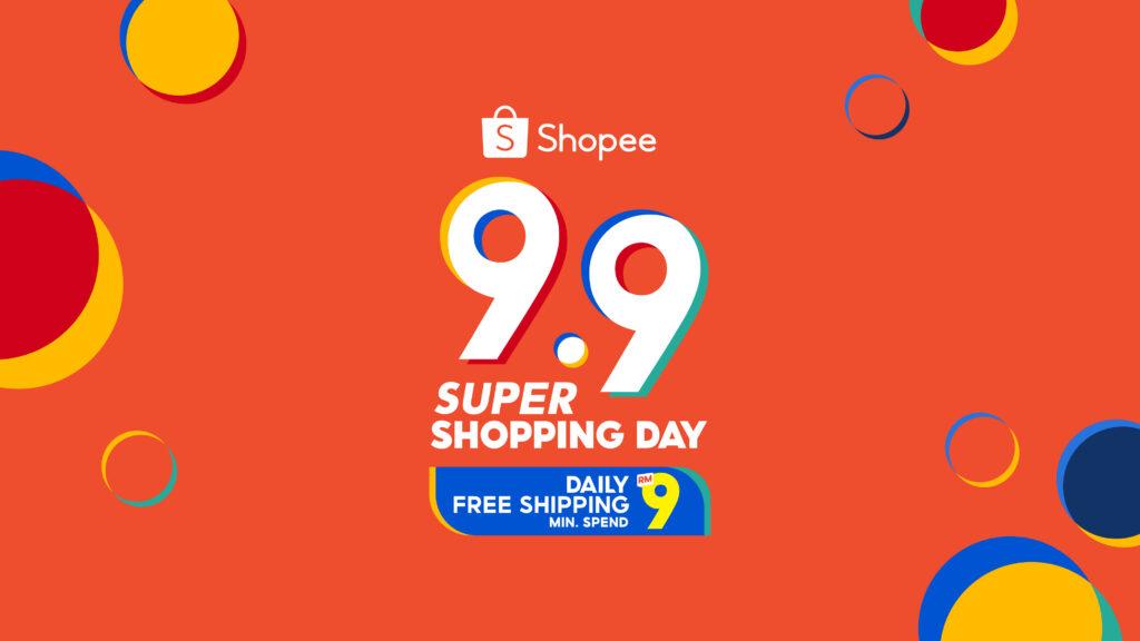 Shopee 9.9 - Shop Malaysia Online