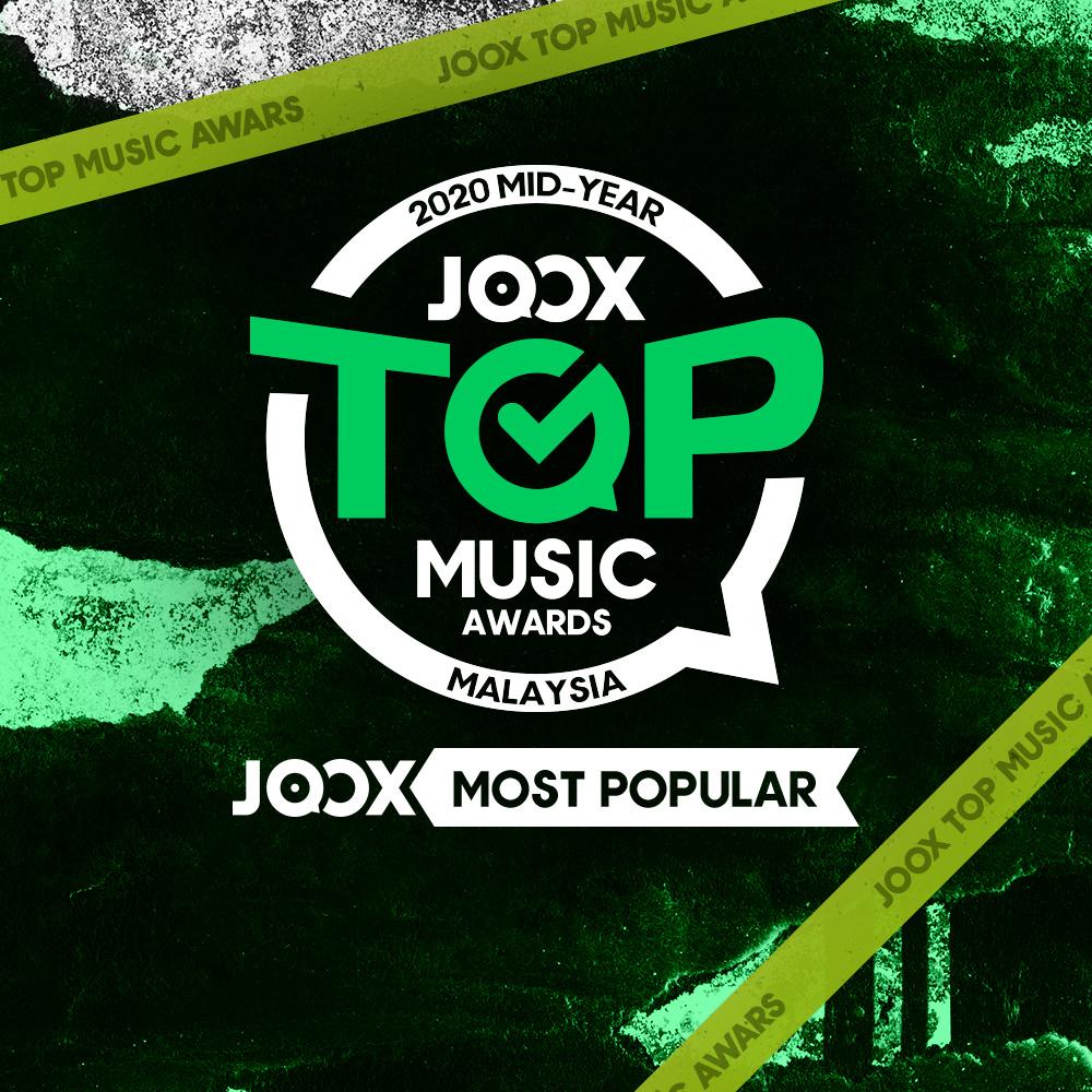JOOX Malaysia Top Music Awards 2020 (Pertengahan Tahun 2020) Meraikan Muzik Serta Artis Terbaik Malaysia Dan Antarabangsa