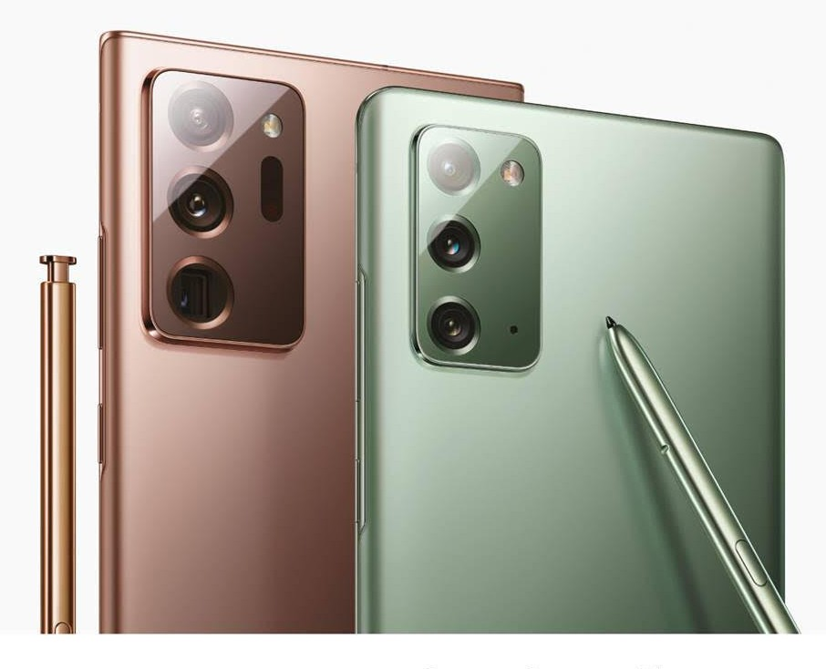 Samsung Galaxy Note 20 Baru