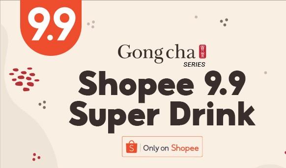 Shopee X Gong Cha