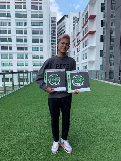JOOX Malaysia Top Music Awards 2020 (Pertengahan Tahun 2020) Meraikan Muzik Serta Artis Terbaik Malaysia Dan Antarabangsa - Yonny Boii