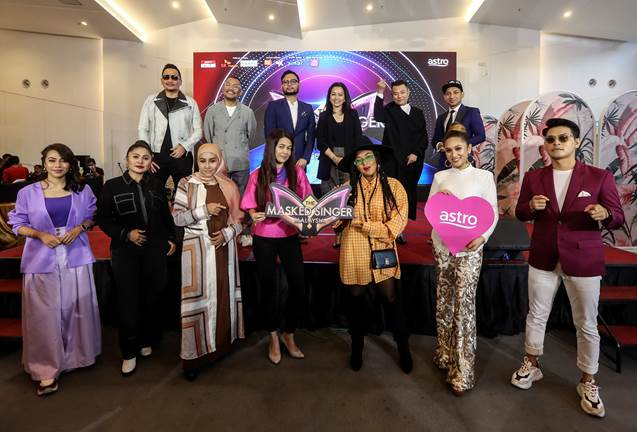 'The Masked Singer Malaysia'