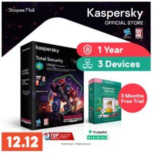 Kaspersky - Shopee Mall
