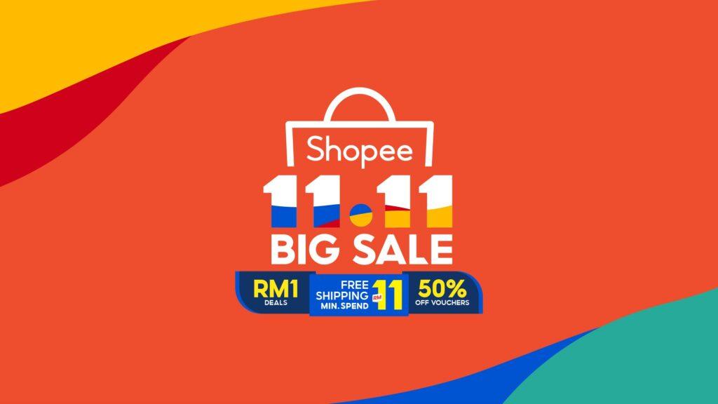 Jualan Hebat Shopee 11.11