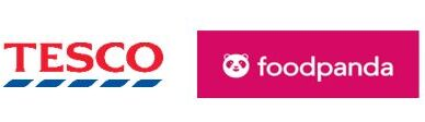 Tesco X foodpanda