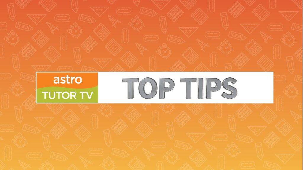 astro Tutor TV - top Tips