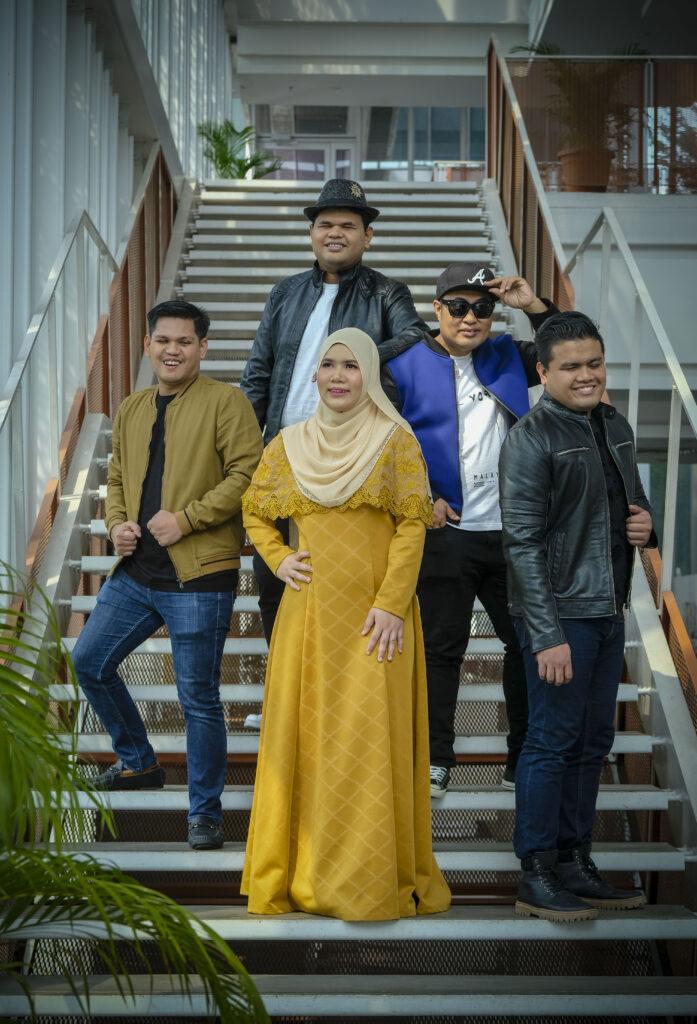 Gegaran Band - Caliph Buskers