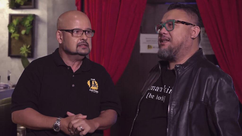 Gelak: Gempak - Harith Iskander dan Dato' Afdlin Shauki