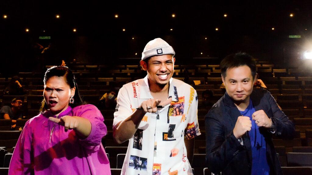 Gelak: Gempak - Sherry Alhadad, Nabil Ahmad, Douglas Lim