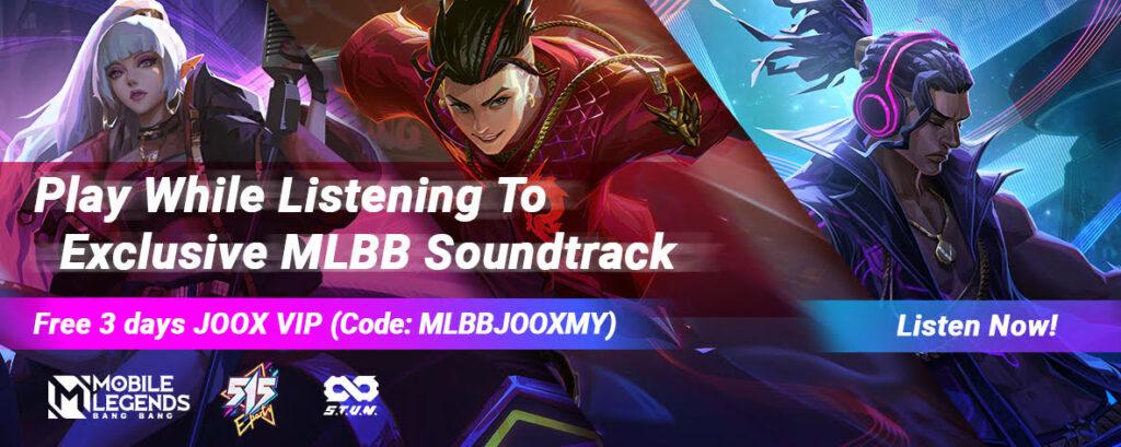 MLBB 515 e-PARTY