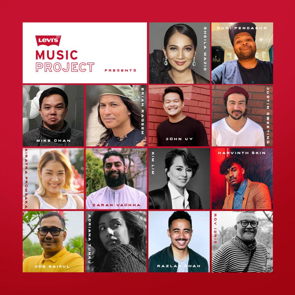 Levi's® Music Project