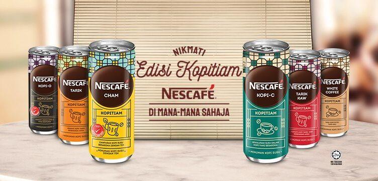 Nescafe Kopitiam
