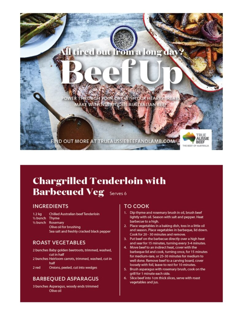 Beef Up Recipes
