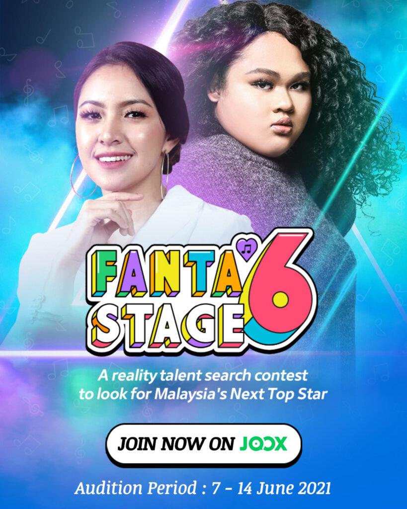Fanta6 Stage Poster